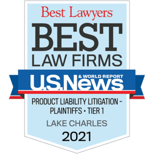 Best Law Firms Product Liability 2021